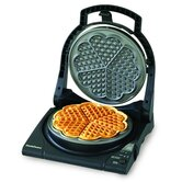 International WafflePro Taste / Texture Select Traditional &quot;Five-of-Hearts&quot;