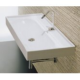 Piano Wall Mount Bathroom Sink