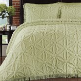 Arianna Chenille Bedspread Set