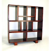 Tate Modular Wall Unit  in Brown