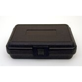 Blow Molded Case in Black: 6 x 8.5 x 2.5