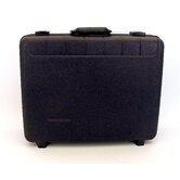 Deluxe Polypropylene Tool Case in Black: 13 x 18 x 5