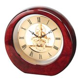 &quot;DaVinci&quot; See Thru Clock