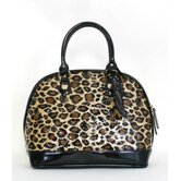 Leopard Embossed Bag