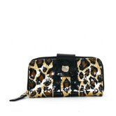 Leopard Embossed Wallet