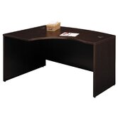 Series C: Left L-Bow Desk