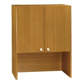 "Quantum Series 37.13"" H x 28.88"" W Desk Hutch"