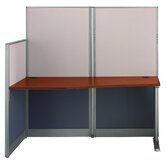 Office-in-an-Hour - 65&quot; W Straight Workstation