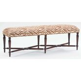 Decorator Radcliffe Upholstered Bench