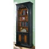 North Hampton Tall Bookcase in Black