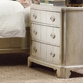 Harbour Pointe 3 Drawer Nightstand