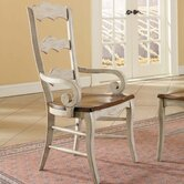 Summerglen Ladderback Arm Chair