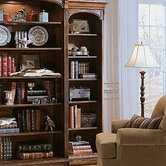 Brookhaven Right Hand Bookcase in Medium Clear Cherry