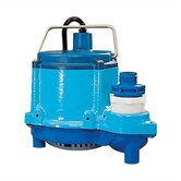 1.5&quot; 1/3 HP Big John Sump Pump