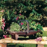 Classical Flower Basket Planter Fountain
