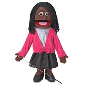 "25"" Barbara Full Body Puppet"