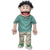 "30"" Kenny Professional Puppet with Removable Legs"