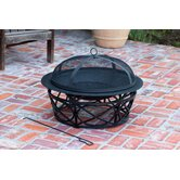 Mocha Patio Fire Pit
