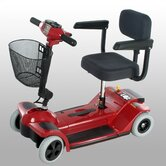4-Wheel Compact Scooter