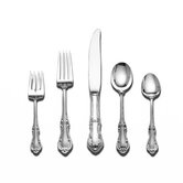 Joan of Arc 5 Piece Dinner Flatware Set with Place Spoon