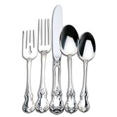Old Master 5 Piece Flatware Set