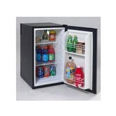 2.5 Cu. Ft. Superconductor Fridge (Over boxed) in Black