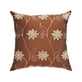 "Sutton 18"" Pillow in Copper"