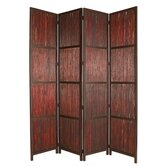 Four Panel Savannah Screen
