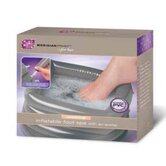 Soothing Inflatable Foot Spa with Air Pump