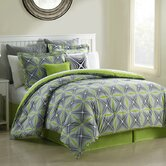 Fania 8 Piece Comforter Set