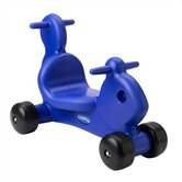 Squirrel Ride - On / Walker with Handles in Blue