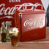 Classic Coca-Cola Picnic Cooler