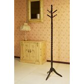 Swivel Coat Rack Stand with Twist