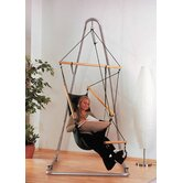Swinger Hanging Chair Set in Green