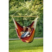 Brasil Gigante Hanging Chair in Lava