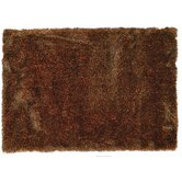 Santa Cruz Summertime Ginger Mix Shag Rug