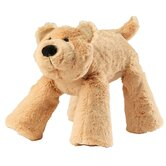 Big Paws Bear Dog Toy in Tan