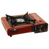 Butane Single Burner Stove Grill