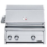 27&quot; Professional Built-In Grill with Rotisserie