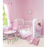 Darling Daisy Pink Crib Bedding Collection