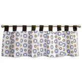Blueberry Window Valance