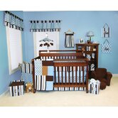 Max Four Piece Crib Bedding Set