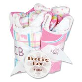 Groovy Love Blooming Bouquet Bib (4 Pack)