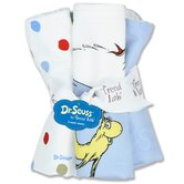 Dr. Seuss Bouquet 5 Pack Wash Cloth
