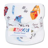 NASCAR Bouquet Hooded Towel