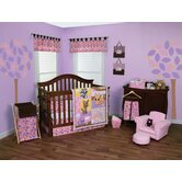 Lola Fox and Friends Crib Bedding Collection