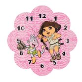 Nickelodeon Dora the Explorer Wall Clock