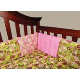 Nickelodeon Dora the Explorer Crib Bumpers