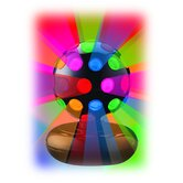 6&quot; Rotating Disco Ball Light