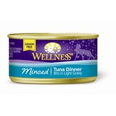 Minced Tuna with Gravy Canned Cat Food (3-oz, case of 24)